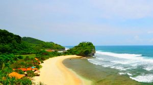 pantai terindah di Jogja