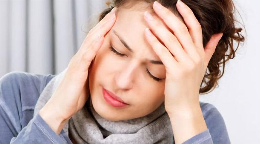 sakit kepala sebelah kiri