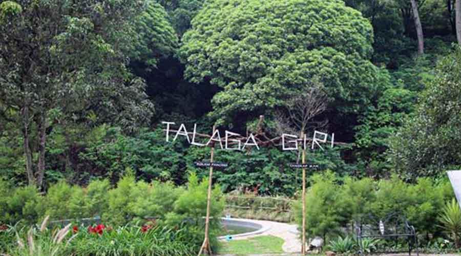 Tempat Wisata Maribaya telaga giri